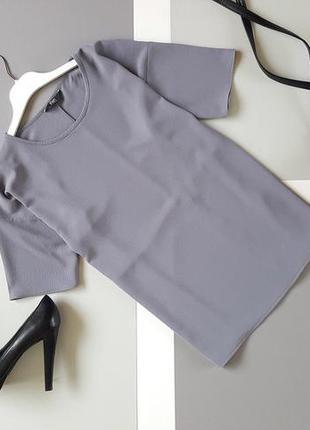 Шифонова блуза f&f (ззаду розріз)