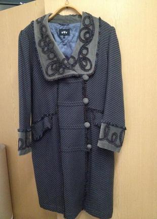 Оригинальное пальто от per una