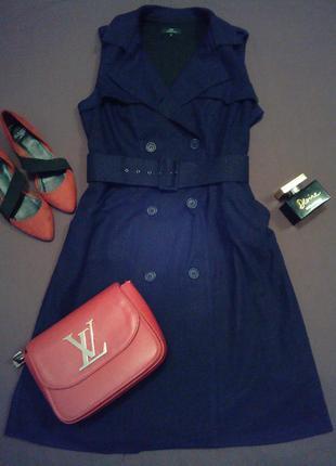 Платье-кордиган.размер xl-l