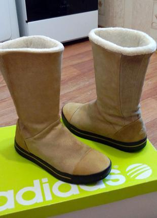 Сапоги/ полусапожки/ угги adidas winter boot 23,5