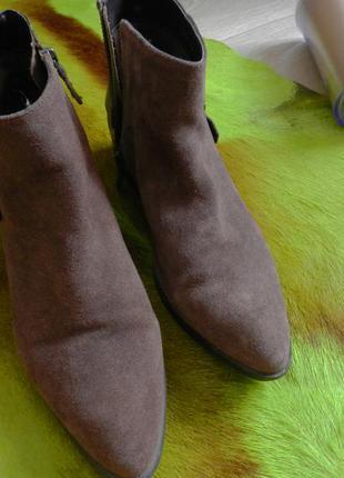 Челси ботинки от mango