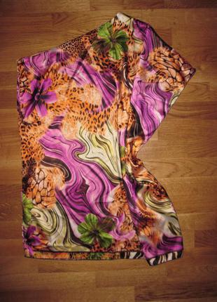 Платье на одно плечо river island индия!