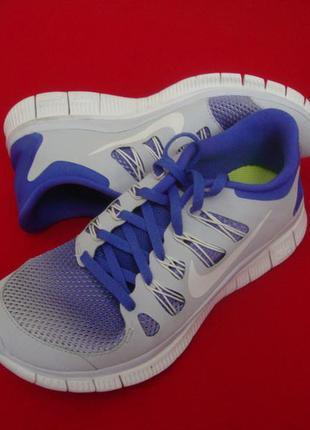 .кроссовки nike free sku blue оригинал 39 размер