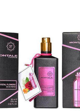 Парфюмерная вода montale crystal flowers eau de parfum 60ml