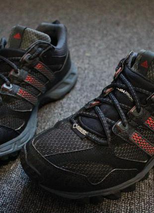 Треккинговые кроссовки adidas - kanadia tr5 , terrex , gore-tex / clima proof / размер 40,5