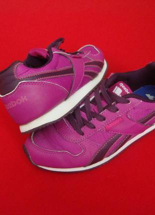 .кроссовки reebok violet оригинал 36 размер