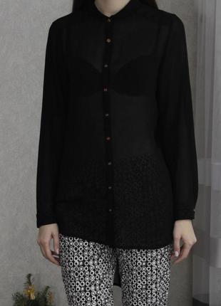 F&f блузка с интересной спинкой