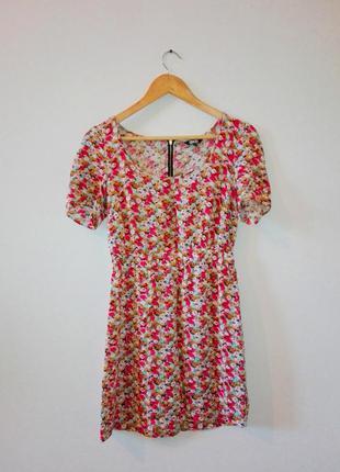 Летнее платье в цветок asos