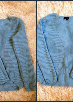 Модний свитер от topshop р.36 4 8