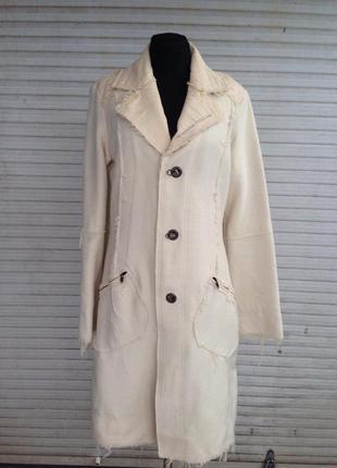 Очень красивое пальто(италия  diesel)