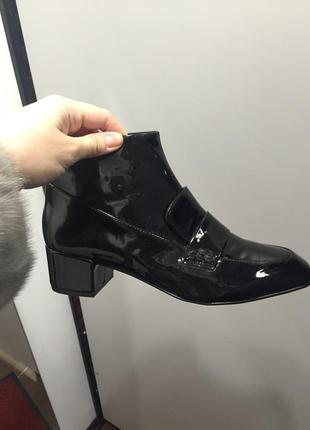 Лаковые ботиночки h&m