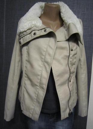 Кожаная куртка,косуха.