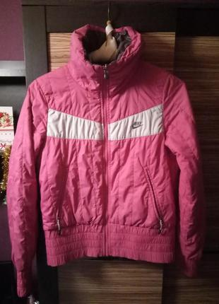 Спортивная куртка (двухсторонняя, оригинал) или обмен