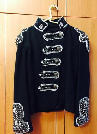 Женский пиджак balmain