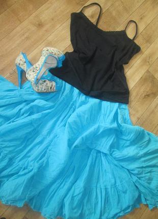 Пышная макси юбка. на любой размер!!!!!!!!