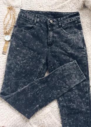 Темные джинсы, узкие джинсы, джинсы м, джинсы george