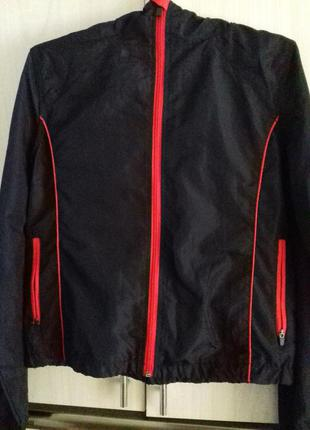 Продам куртку ветровку вітровку atmosphere workout