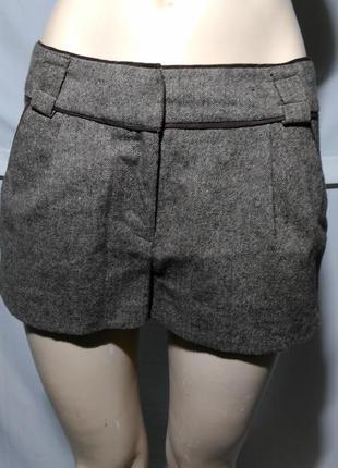 Новые прикольные шорты шерсть