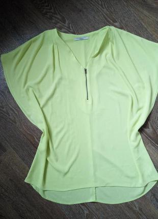Яркая блузка george р20