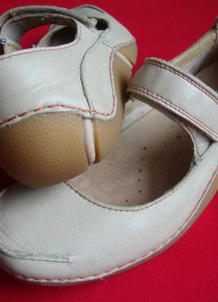 Балетки туфли clarks натур кожа 36-37 размер