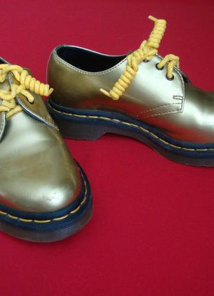Туфли dr.martens оригинал натур кожа 36 размер