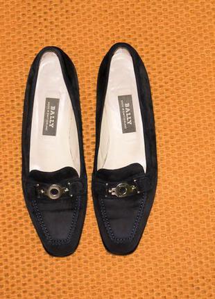 Туфли bally, р. 37-37,5. пр-во швейцария