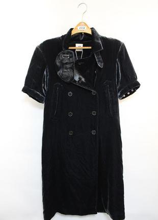 Оригинальное пальто от бренда h&m studio разм. 36, 38