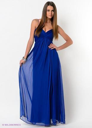Длинное платье,бренд mango