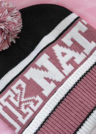 Спортивная шапочка pink