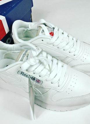 Оригинальные кроссовки reebok женские