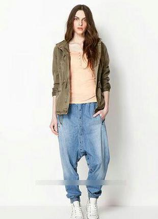 Джинсы трансформер/джинсовая курточка