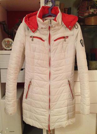 Куртка dlf delfin парка пальто весна синтепон zara mango atmosphere h&m bershka reebok adidas nike
