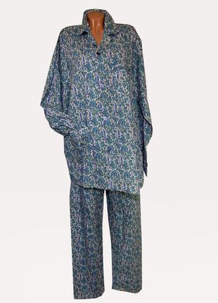 Стильная пижама c&a размер м унисекс №187