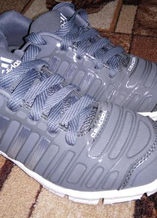 Прикольные кроссовки adidas climacool 22.5 cм