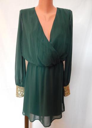 Платье asos (размер 12)