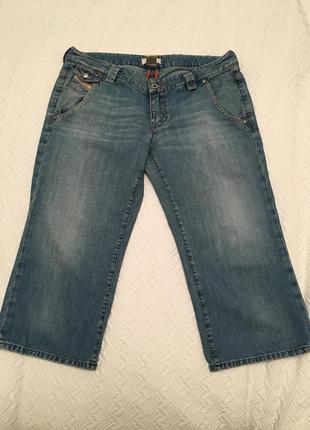 Бриджи джинсовые diesel