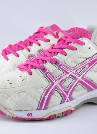 Теннисные кроссовки asics gel-game 4. стелька 25 см