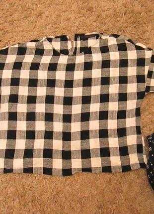 Блуза-кофточка легендарного испанского бренда «zara basic»