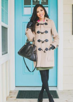 Шерстяное пальтишко new look
