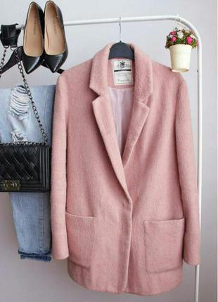 Пальто бойфренд  new look