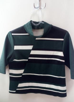 Крутая блуза zara