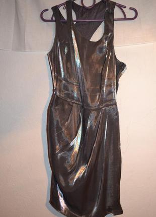 Обалденное необычное платье