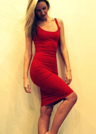 Платье миди forever 21