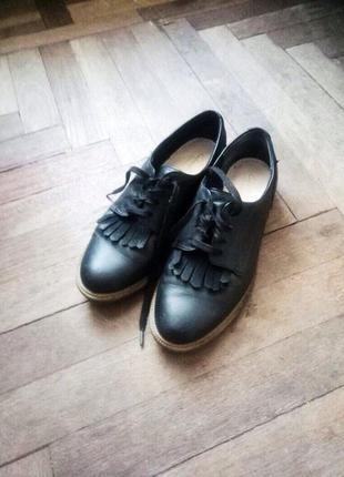 Туфли,короткие ботинки clarks