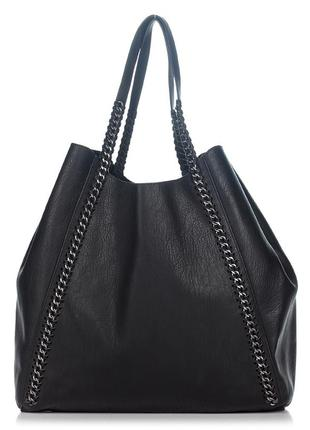 Практичная сумка  шоппер от promod