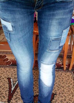 Шикарные джинсы bershka