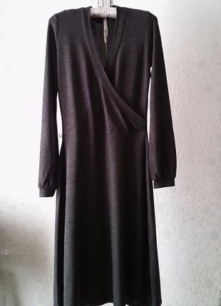 Трикотажне плаття міді esprit,p.xs-s