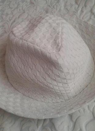 Летняя шляпка kangol