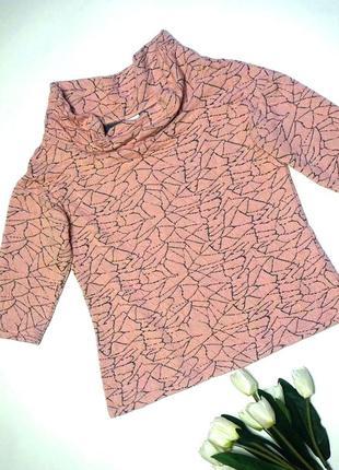 Нарядная и классическая блуза с воротником и притом для офиса от new look