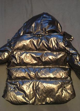 Новая куртка пуховик kira plastinina